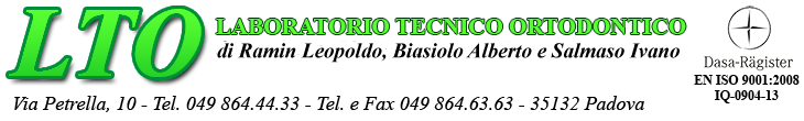 Laboratorio Ortodontico LTO snc-Ortodonzia Padova